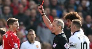 Kartu Merah Pemain Skuad Liverpool Jadi Bahan Guyonan Netizen